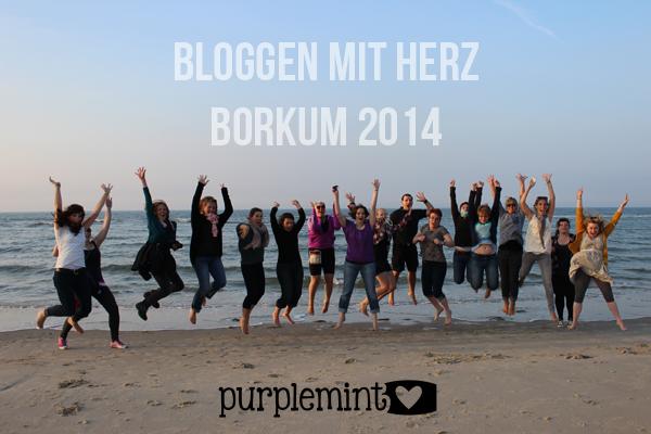 Bloggen mit Herz // Workshop auf Borkum