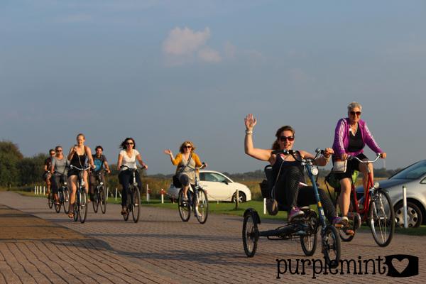 bloggenmitherz - Fahrradtour