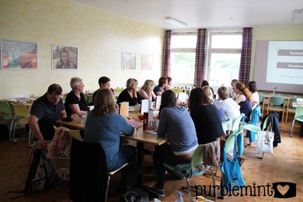 bloggenmitherz - Workshop