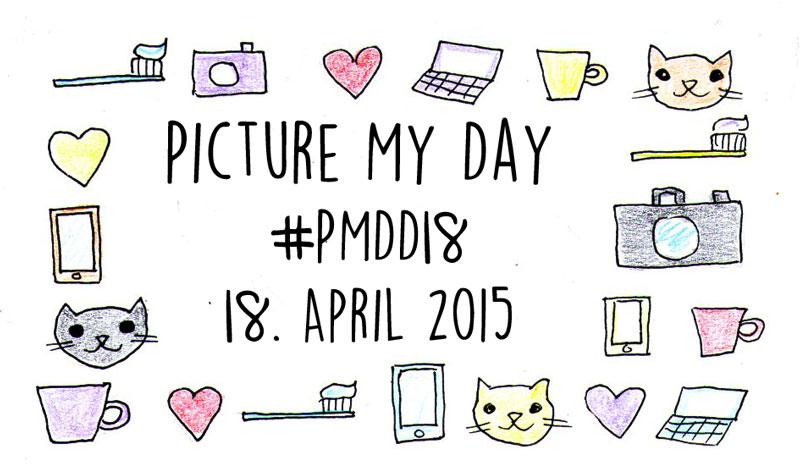 Picture my Day – so war mein #pmdd18