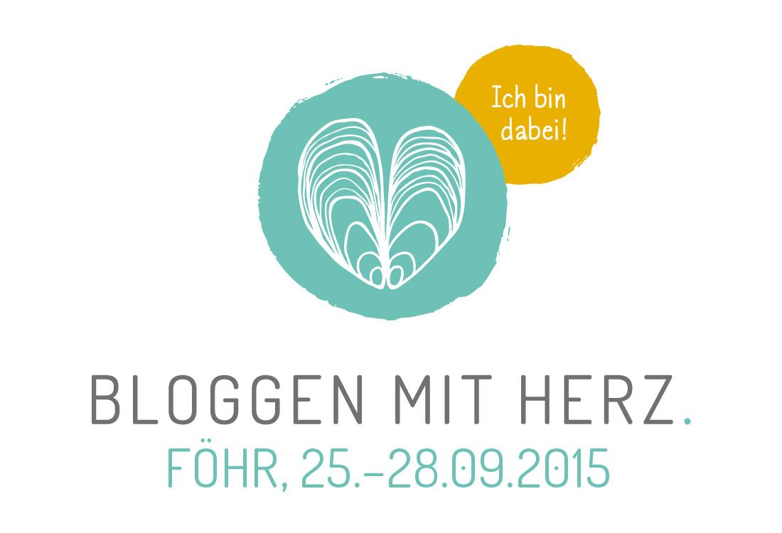 Bloggen mit Herz 2015 - Föhr - Ich bin dabei!