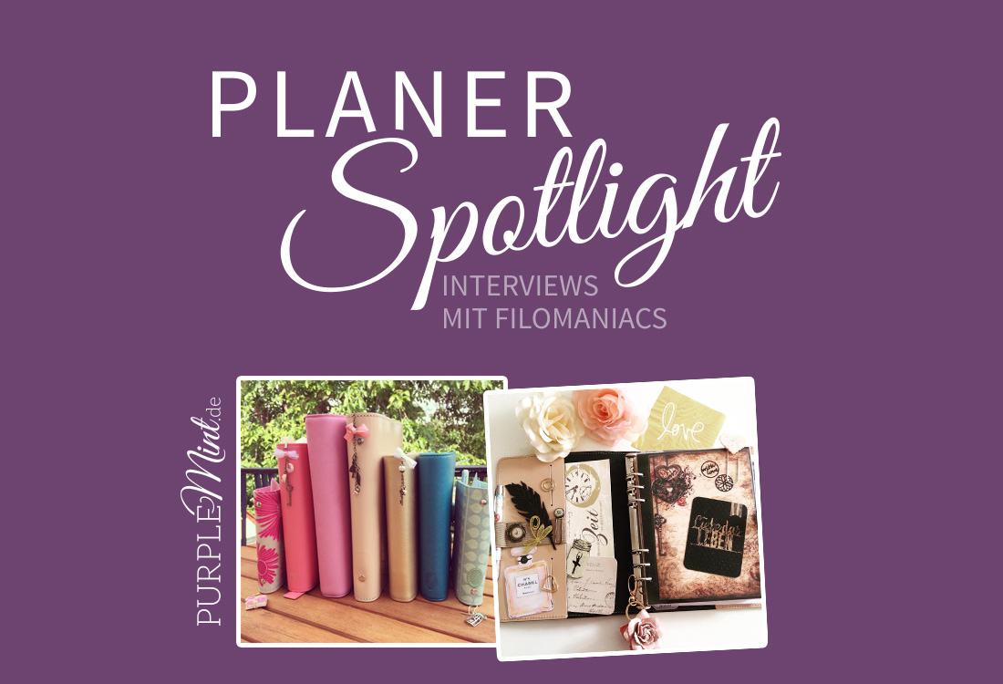Planer-Spotlight - Filofax - Interview mit Ulrike