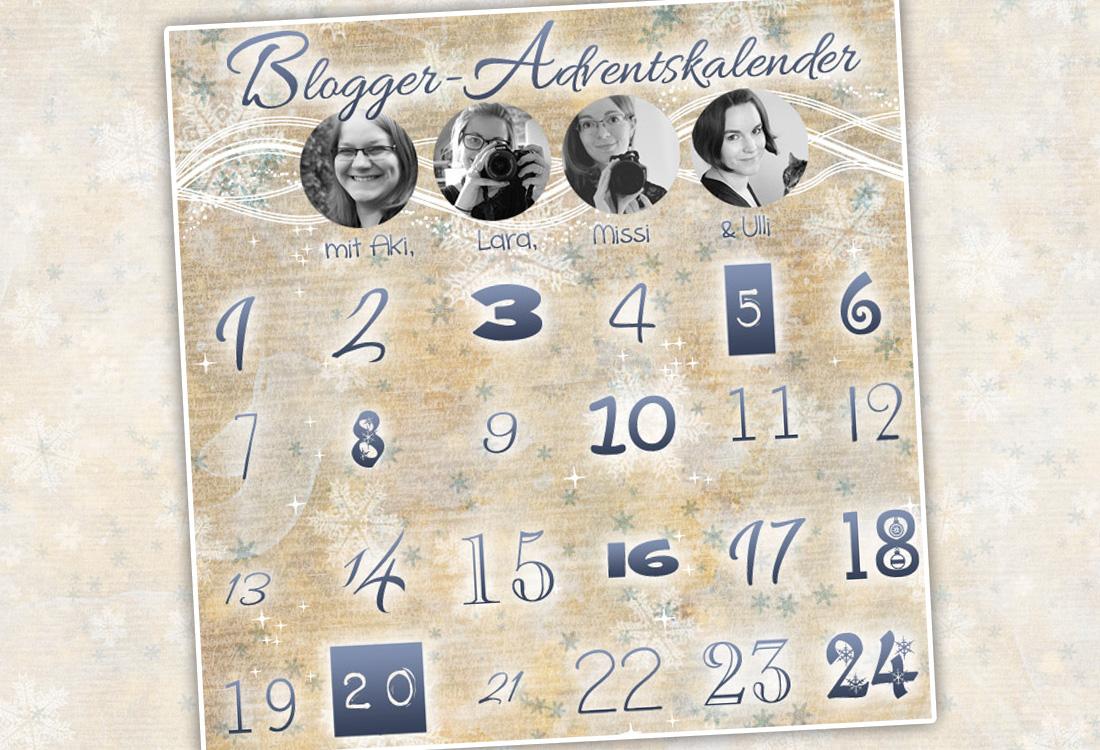 Blogger-Adventskalender 2015 #maluAdvent