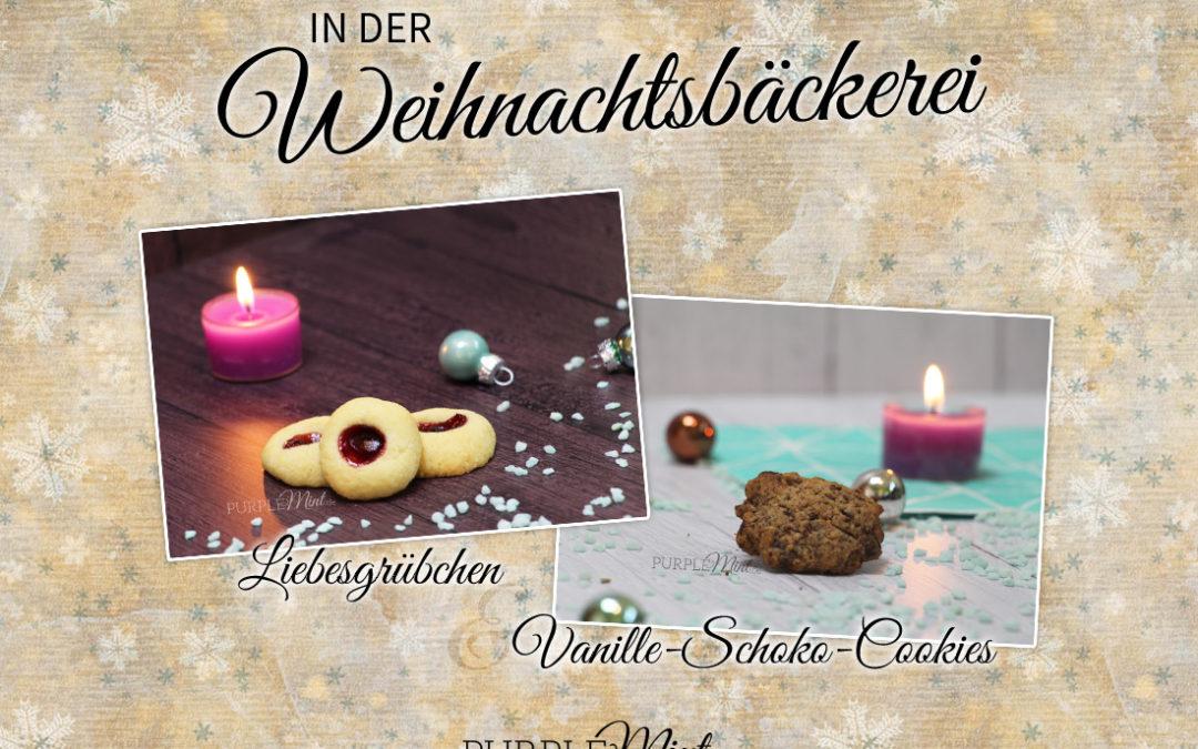 [Yummy] In der Weihnachtsbäckerei… #maluAdvent