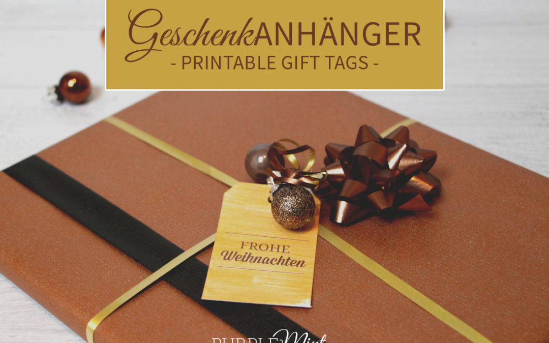 [Printable] Geschenkanhänger – #maluAdvent