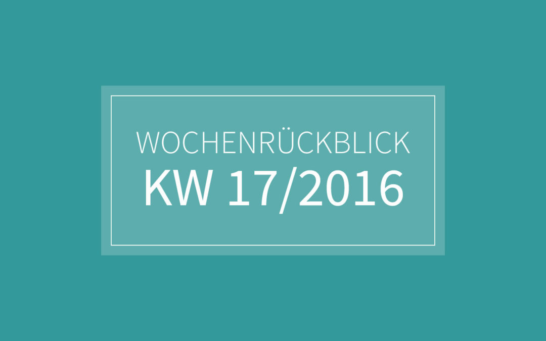 KW 17/2016 – Spare Ribs. Reiten. #MeetTheBloggerDE