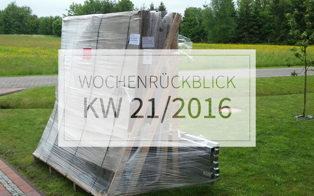 KW 21/2016 – Schöner Garten. X-Men. StreetDance.