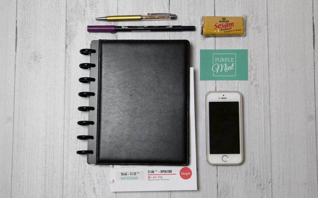 7 Tipps für deine erste Blog-Konferenz