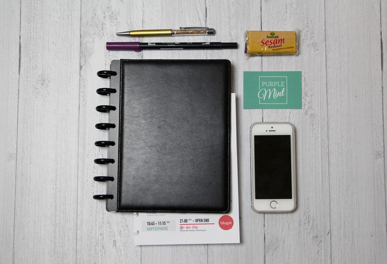 Blog-Konferenz-Essentials