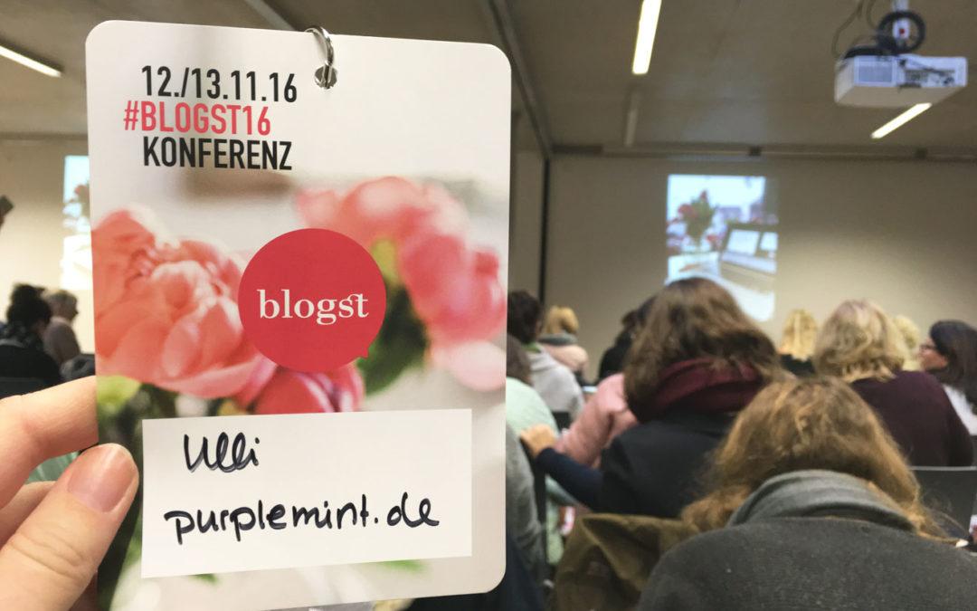 Meine erste Blogger-Konferenz – so war die #blogst16