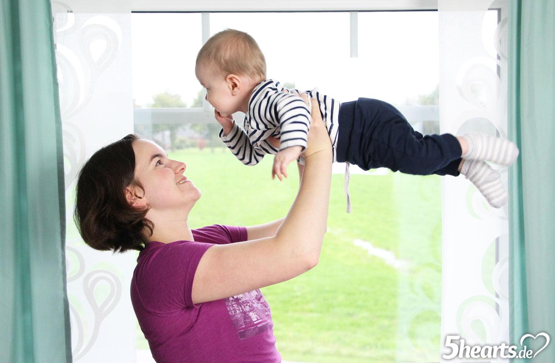 7 Monate Baby - wie unser Sohn sich entwickelt