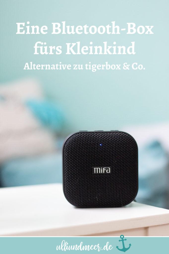 Eine Bluetooth-Box fürs Kleinkind - Alternative zu tigerbox & Co.